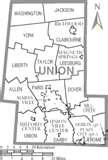 Pictures of Union County Ohio Auditor Website